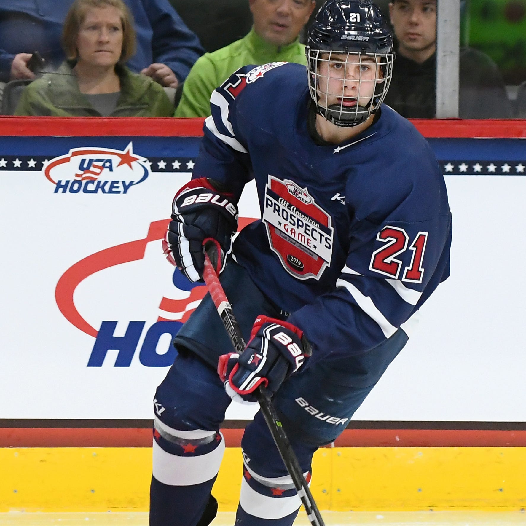 Jack Hughes set to 'revolutionize' hockey but will be grateful for any NHL team
