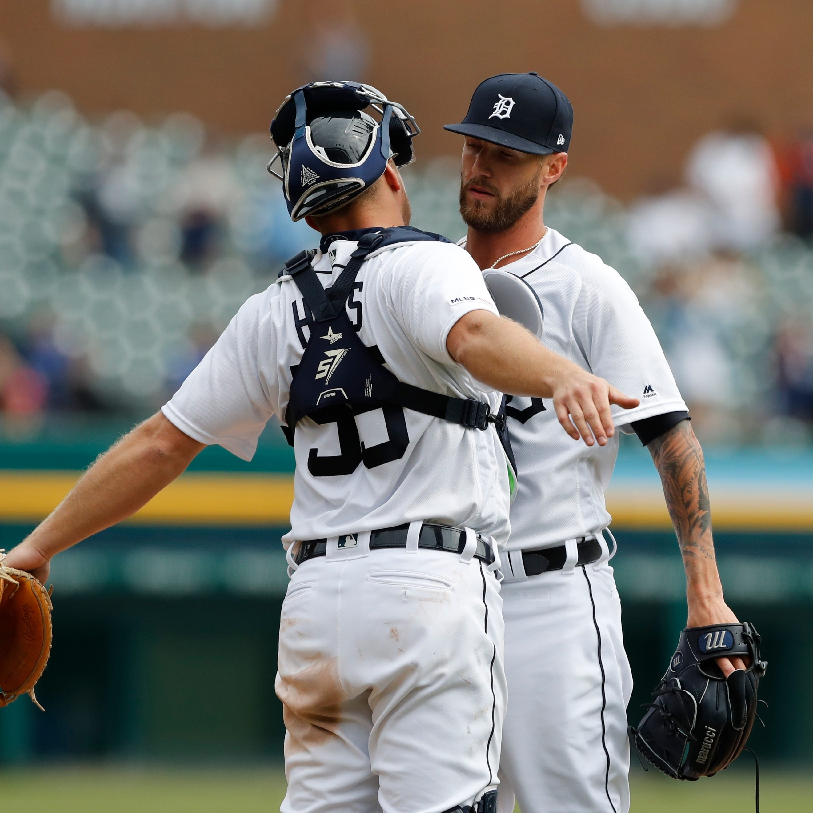 Tigers closer Shane Greene gets to seven saves quicker than any pitcher in MLB history