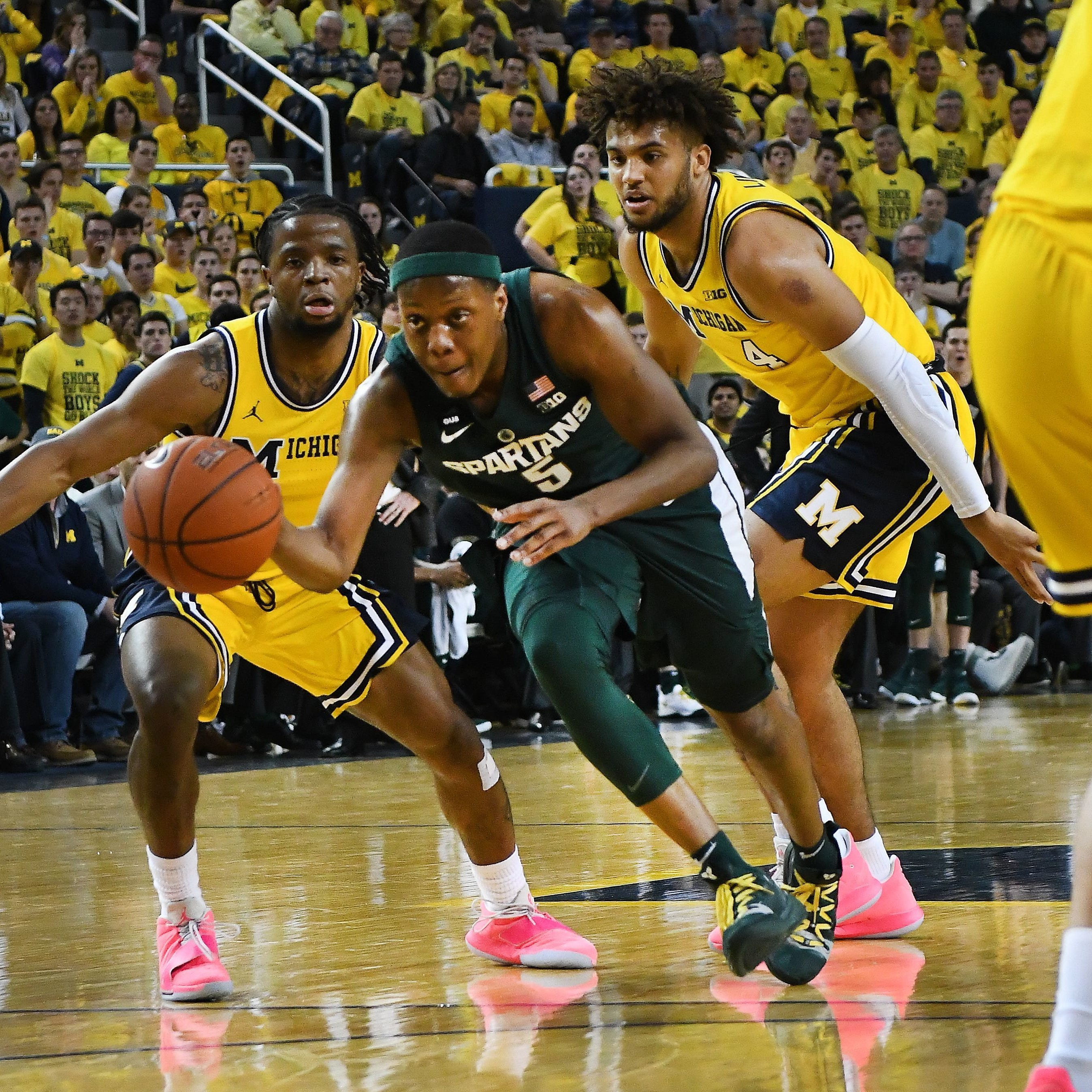 Michigan State No. 2, Michigan No. 4 in Sporting News' early 2019-20 basketball rankings