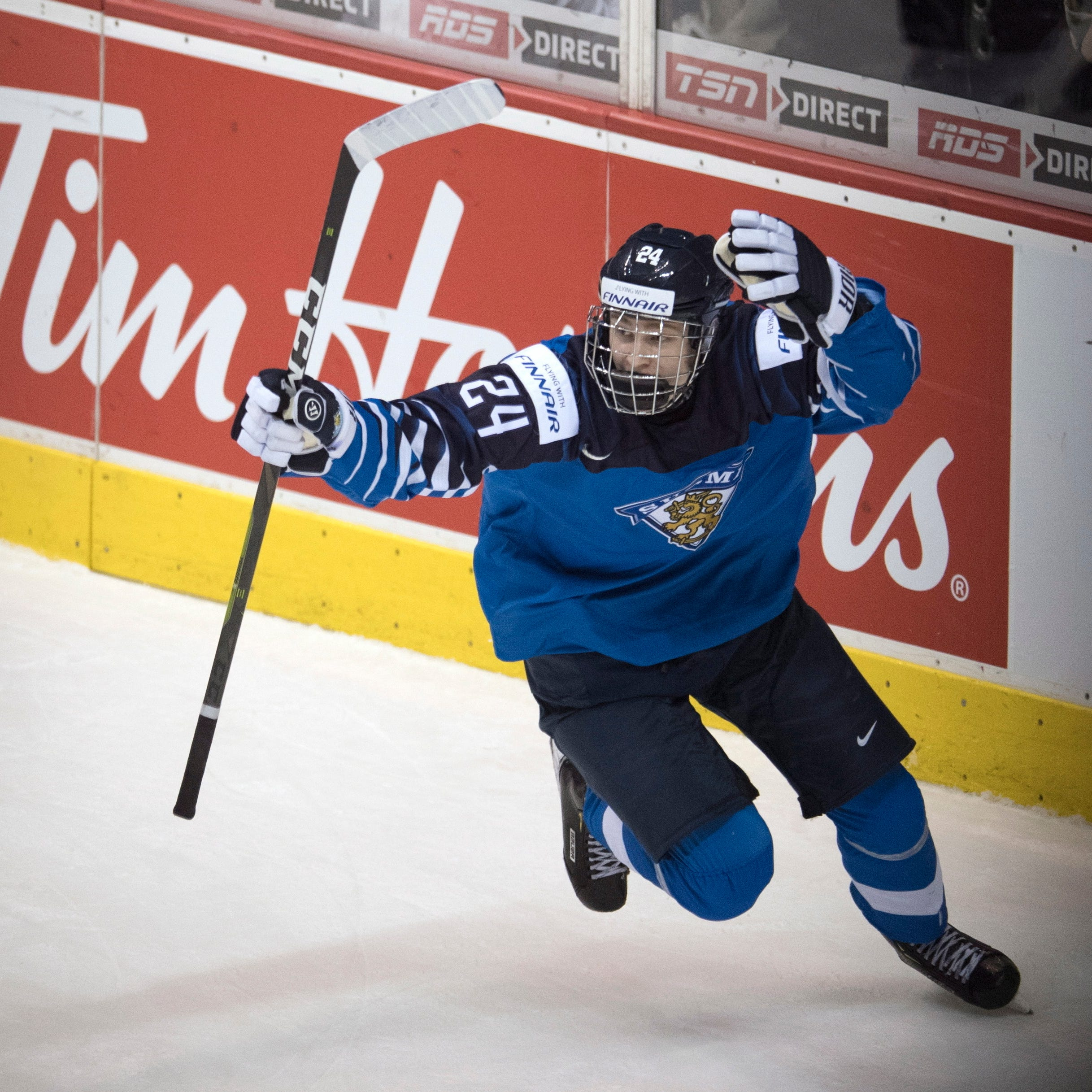 Ted Kulfan's top five NHL draft prospects