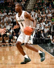 Joshua Langford's return next season gives Michigan State a scorer who's also a strong defender on the perimeter.