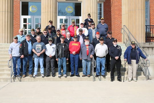 The Fremont VFW Post 2947 honored Vietnam Veterans with a Welcome Home ceremony on Saturday.