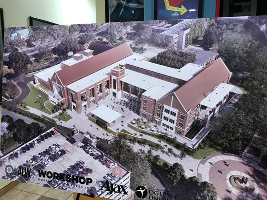 The $120 million renovation of the Union will bring a Panera, Panda Express, Jamba Juice and more to campus.