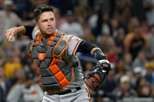 Former Florida State baseball player Buster Posey is prepared for a breakout season in 2019.