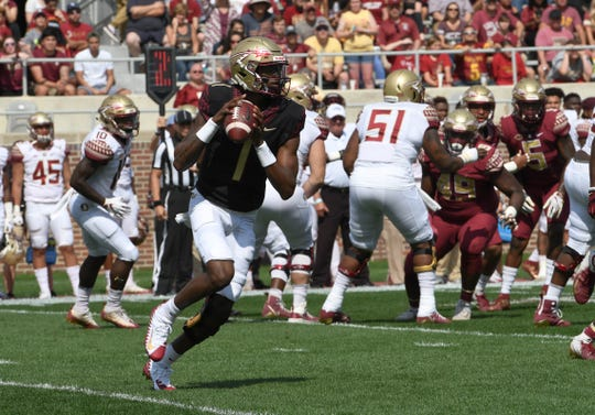 James Blackman is firmly entrenched as Florida State's first-string quarterback headed into his redshirt sophomore season and all eyes will be on him as the 2019 campaign approaches.