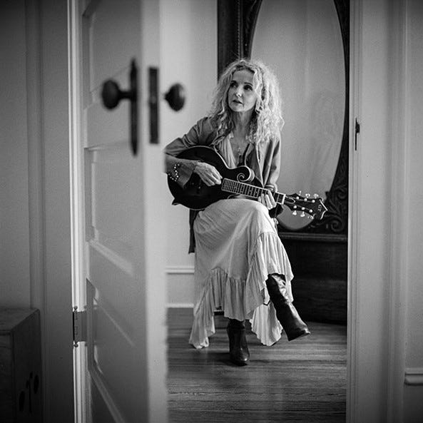 Patty Griffin's honors include Artist of the Year and Album of the Year  from the Americana Music Association. She's widely regarded among the best pure songwriters of this era.