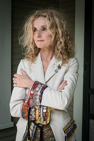 """Austin singer-songwriter Patty Griffin headlines a March 27 concert to kick off the spring """"Long Live Music"""" series of socially distanced outdoor concerts on the Long Center Lawn."""