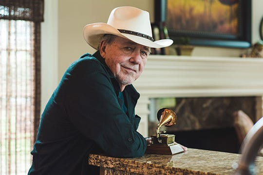 """Bobby Bare will perform at the Red Ants Pants Music Festival. One of his most well-known hits is """"500 miles away from home."""""""