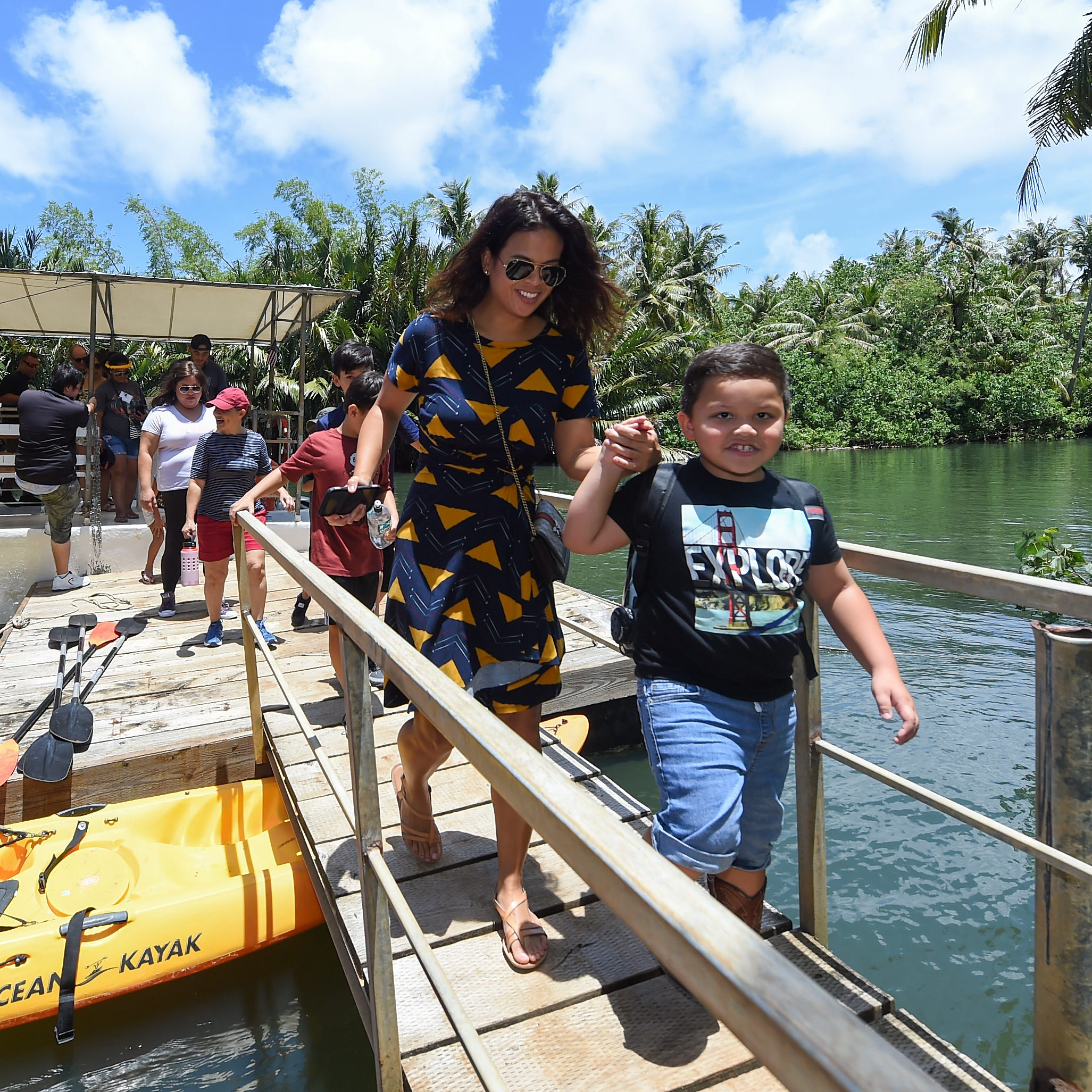 Guam River Festival brings out families, vendors and musicians