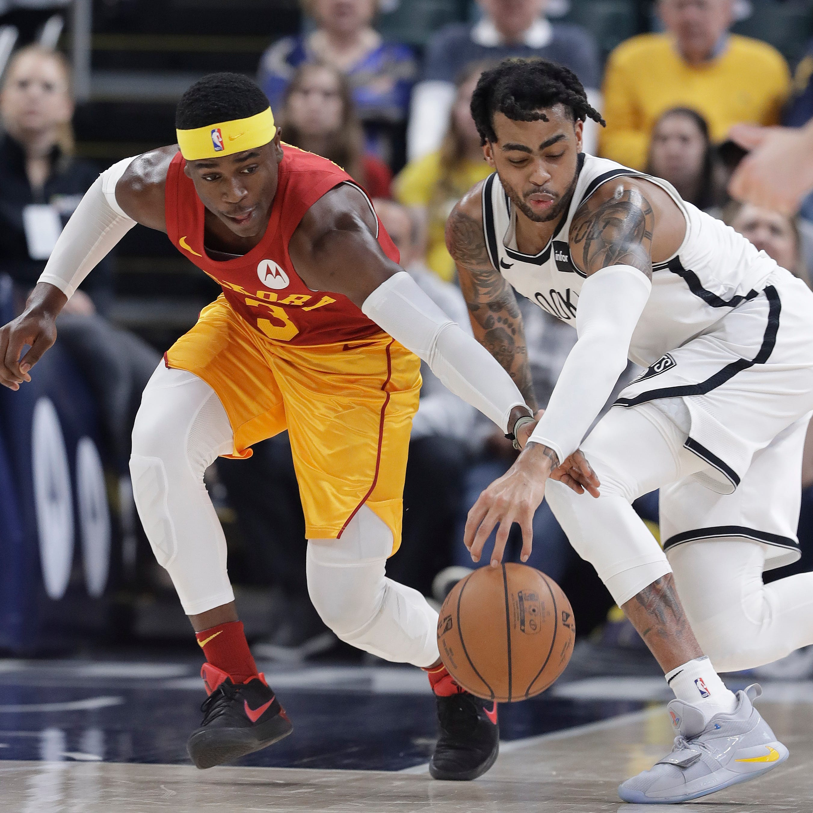 Doyel: Pacers running out of gas. Is there anything left in the tank for playoffs?