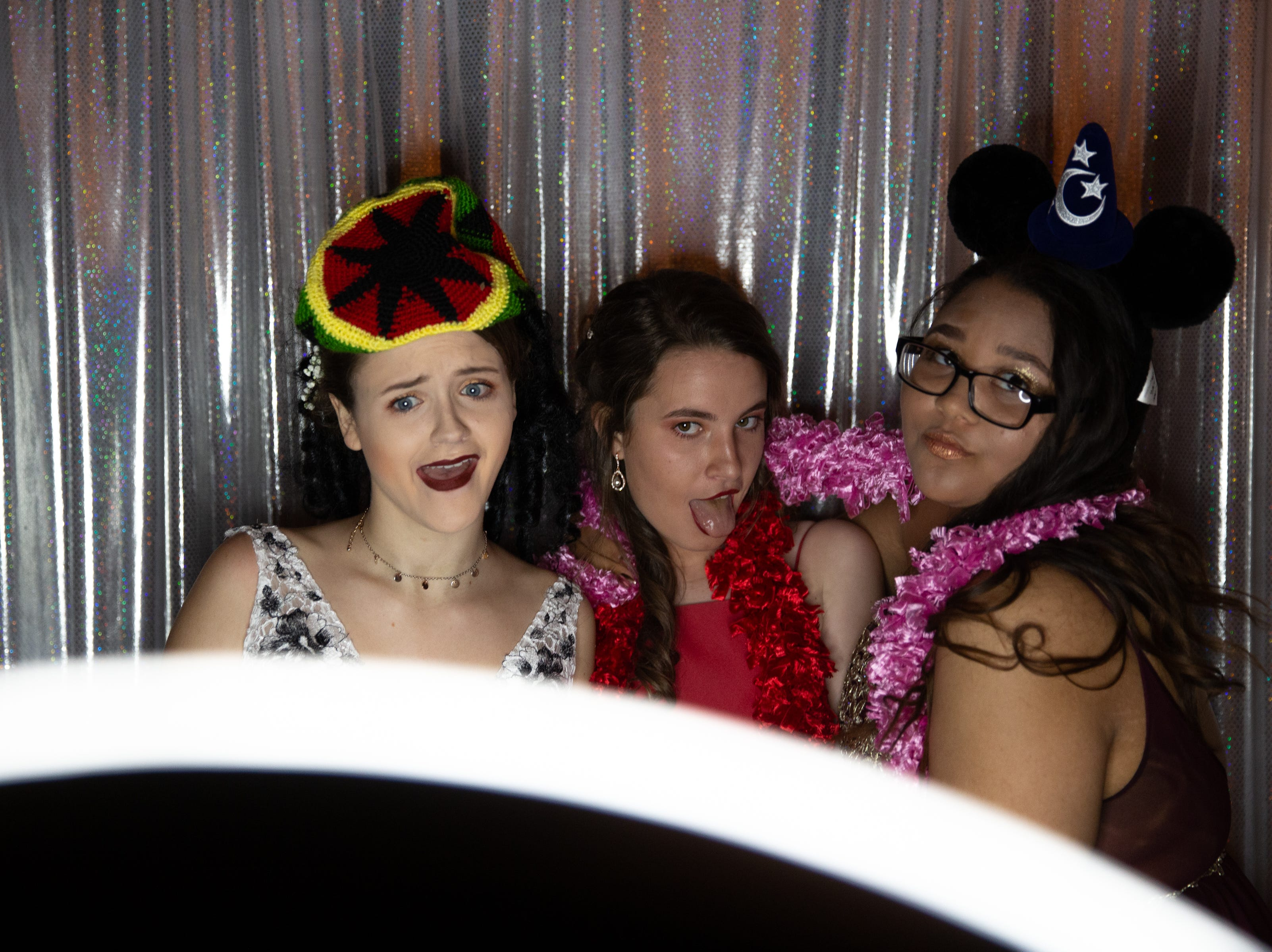 Scenes from Central high school's prom at the Mill and Mine in Knoxville Saturday, April 6, 2019.