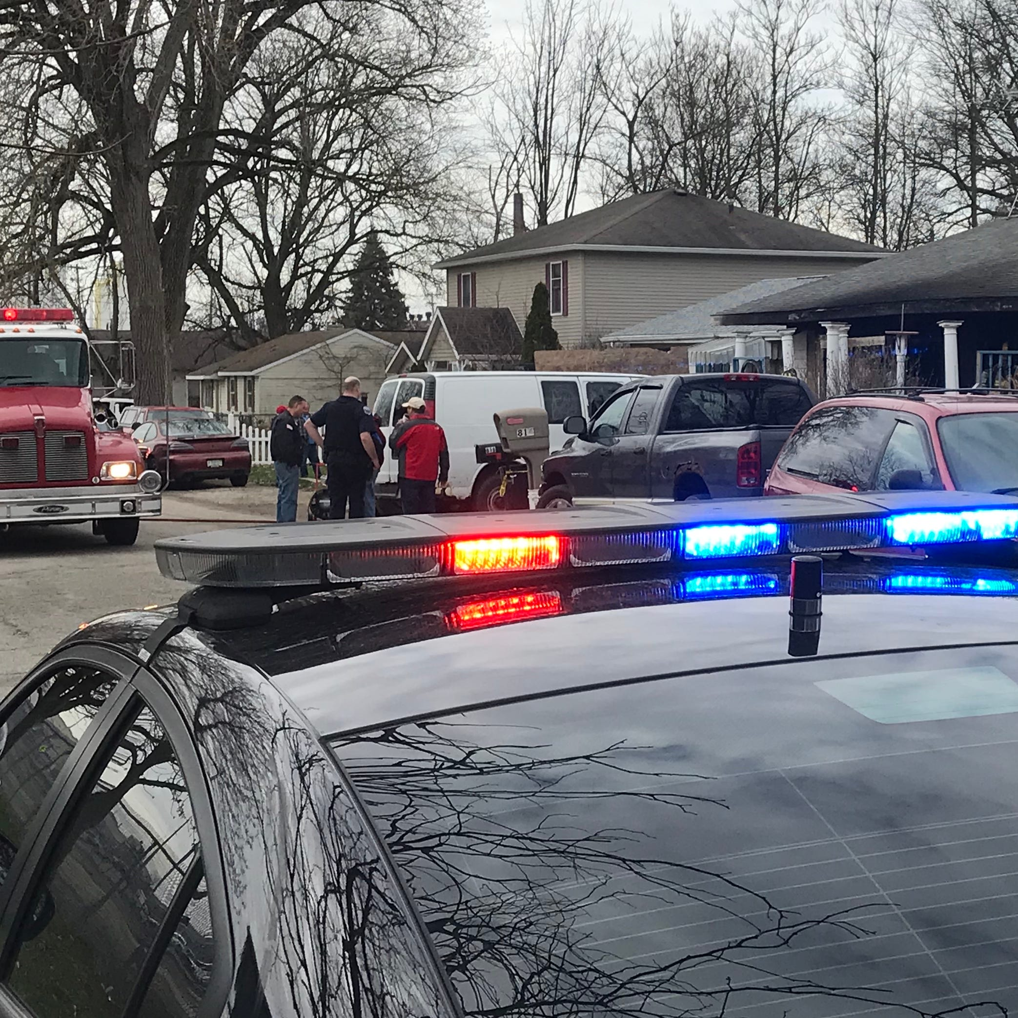 One dead after report of stabbing, early morning house fire in Lafayette