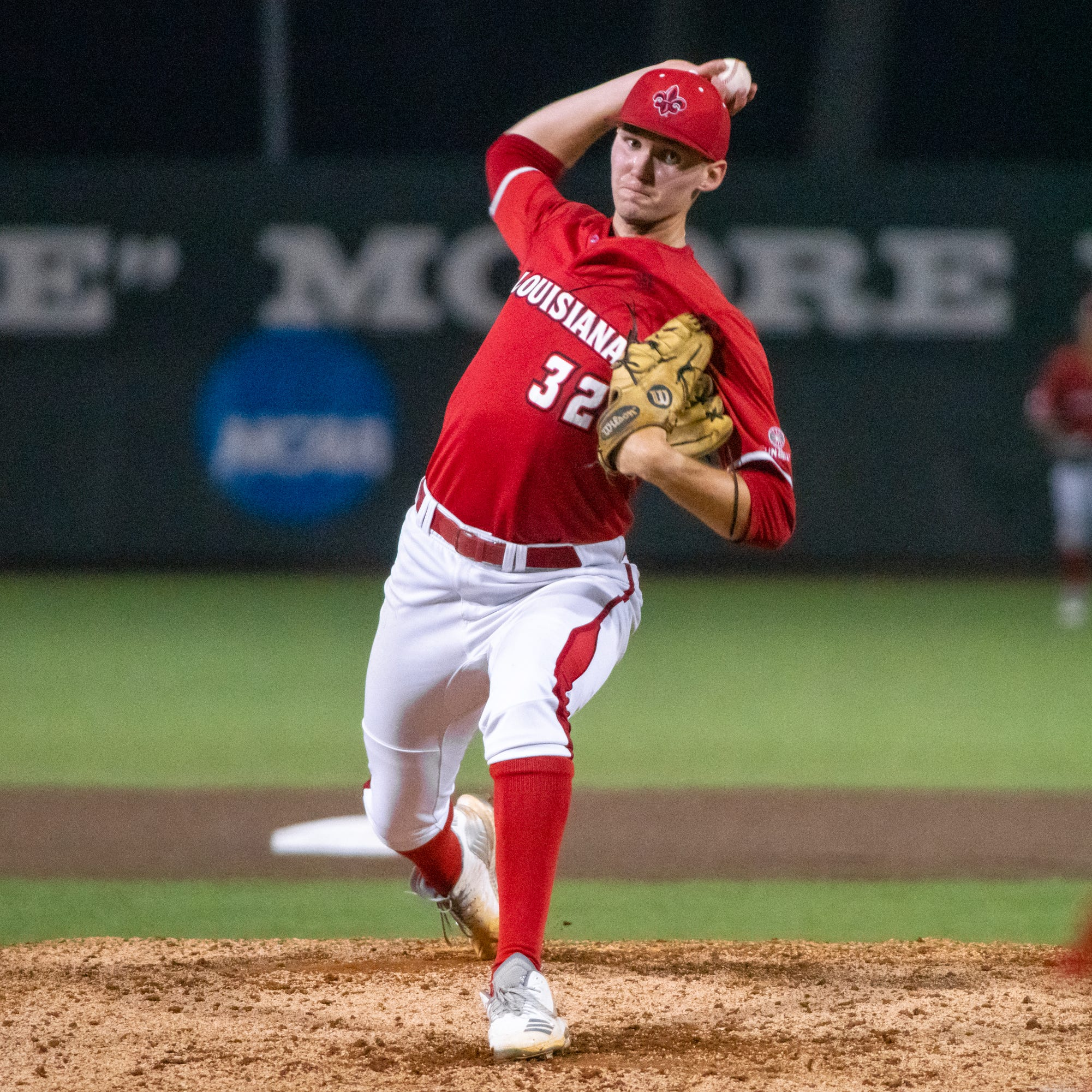 Much goes right for UL in doubleheader with A-State