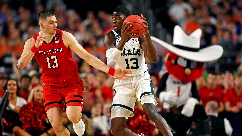 Msu Basketball Schedule 2020-21 Michigan State basketball: Minutes, scoring breakdown for next season