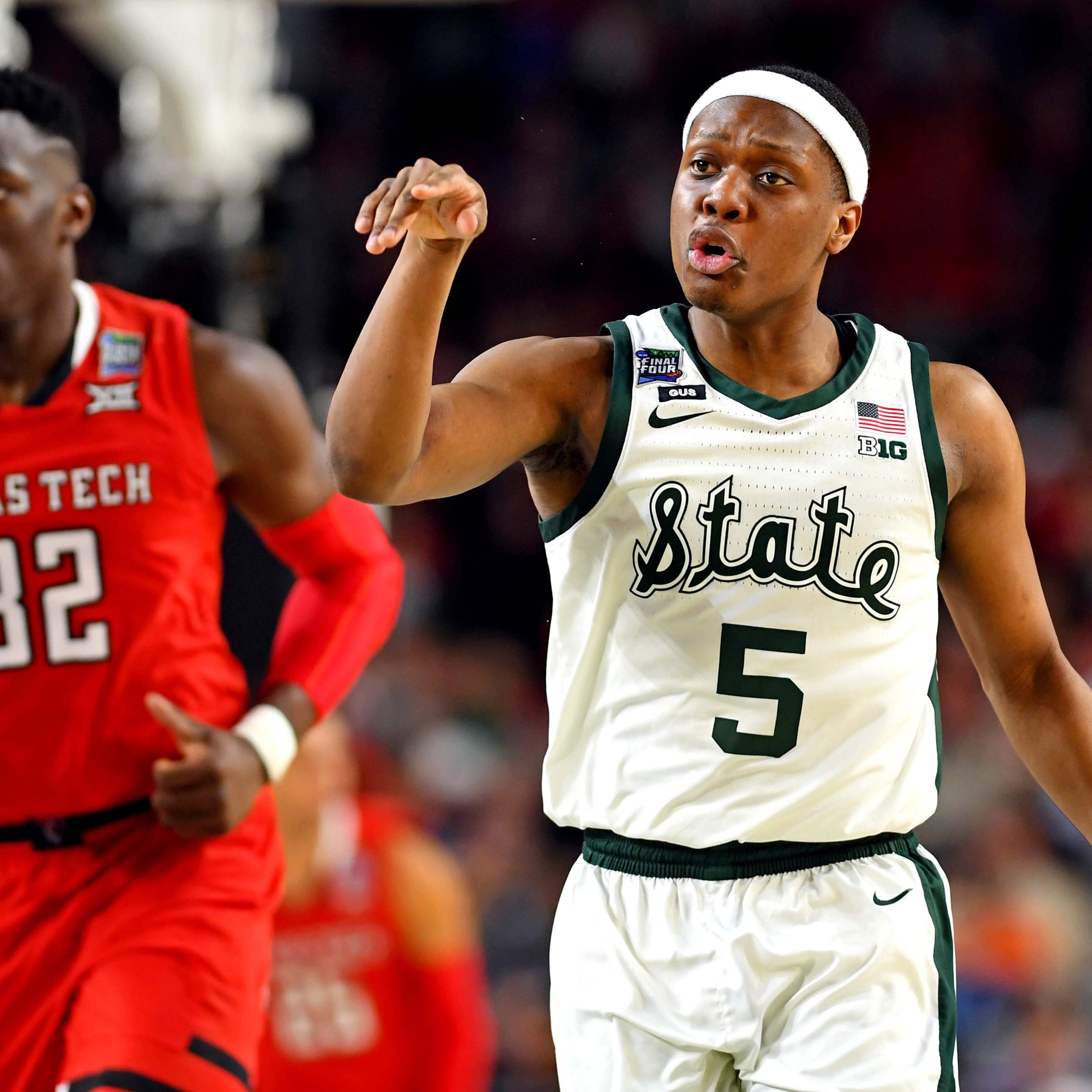 Couch: Amid a humbling defeat, Cassius Winston sets a critical tone for MSU's future
