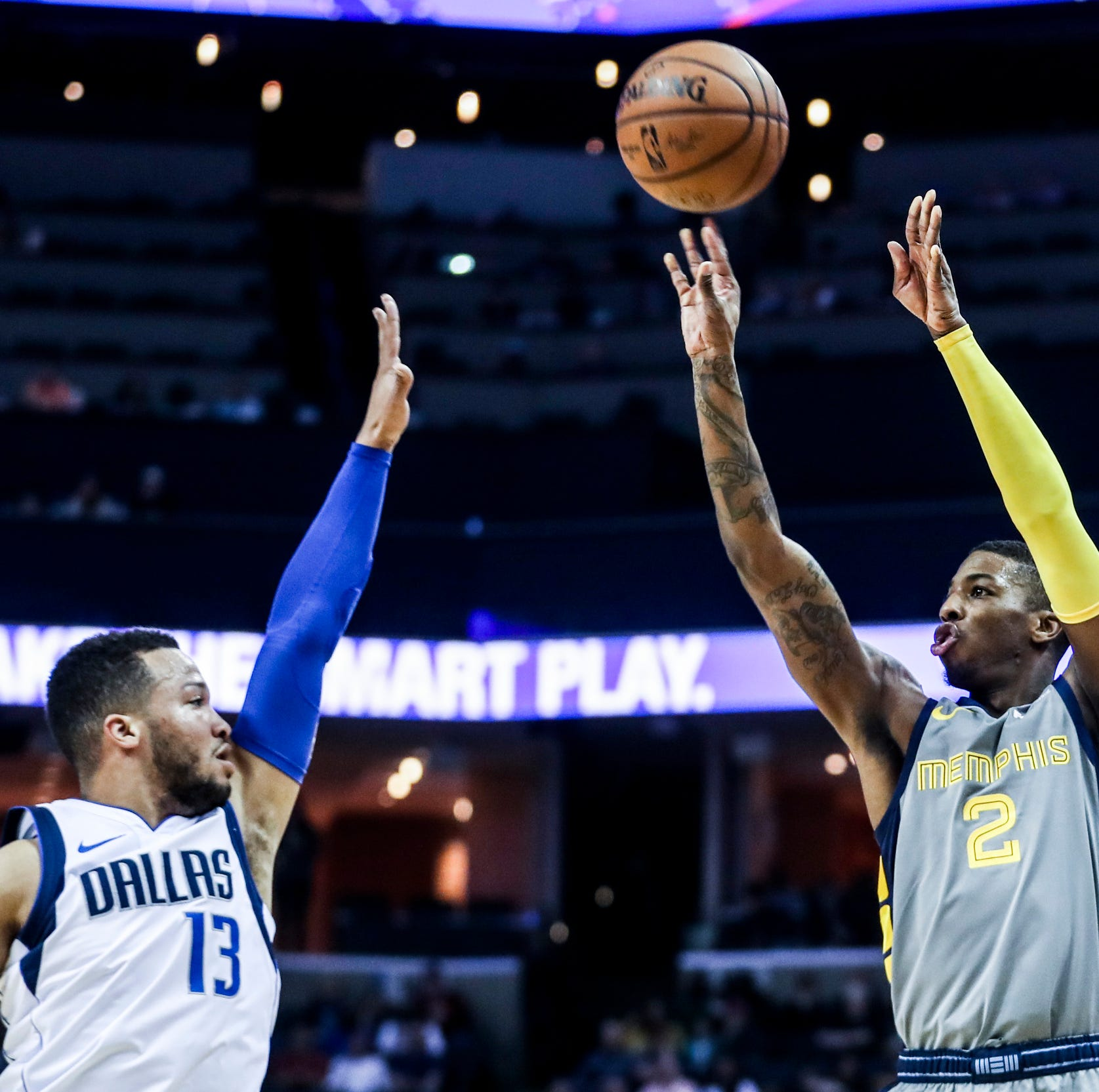 Game Recap: Dallas Mavericks 129, Memphis Grizzlies 127