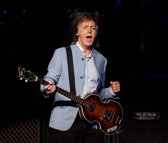 Aside from California, Wisconsin is the only state that will have Paul McCartney shows in different cities this summer. The Beatles legend is playing the Kohl Center in Madison June 6, and Lambeau Field in Green Bay two days later.