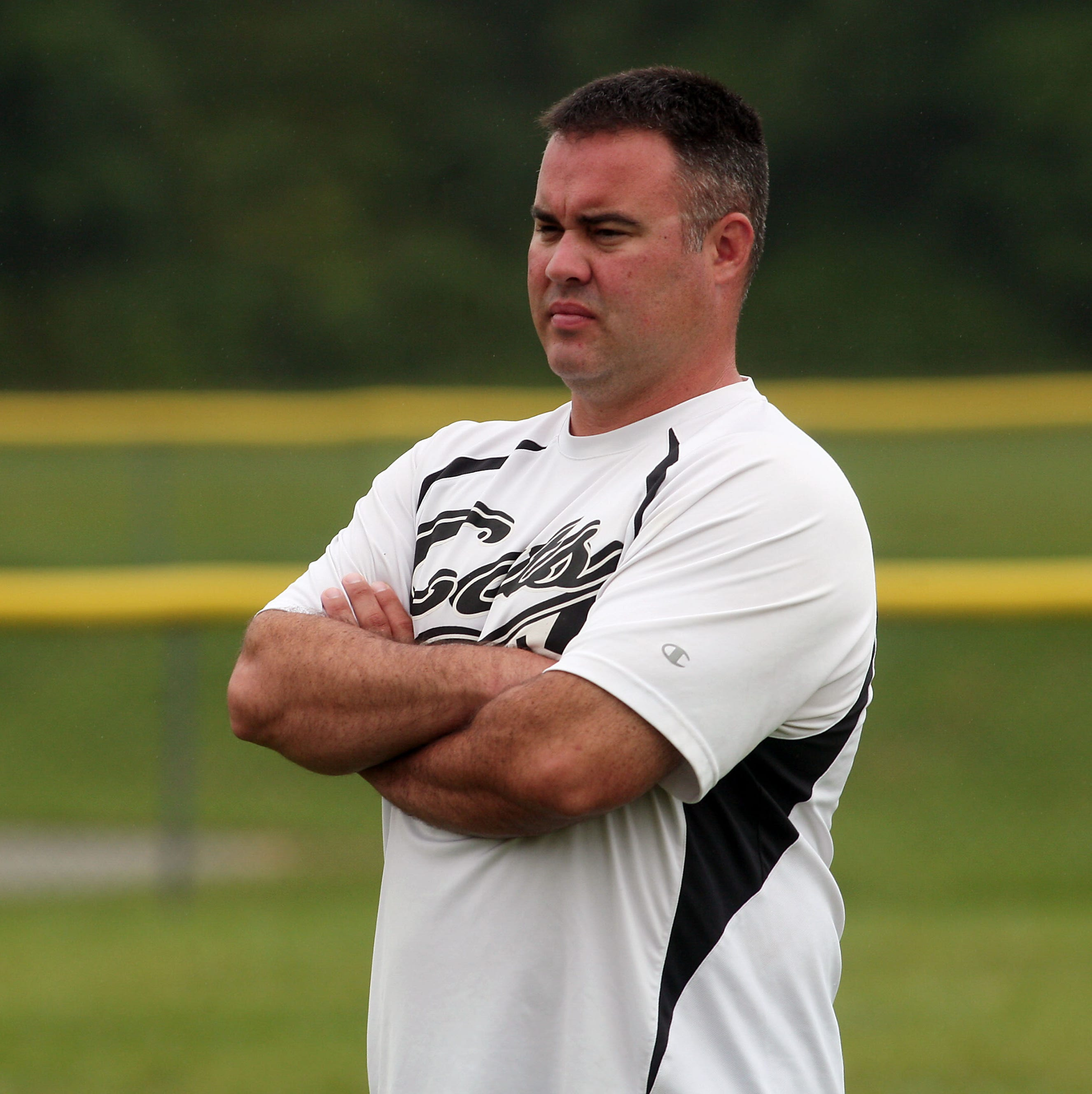 Whippany Park softball delivers milestone, trophy to head coach Todd Callaghan