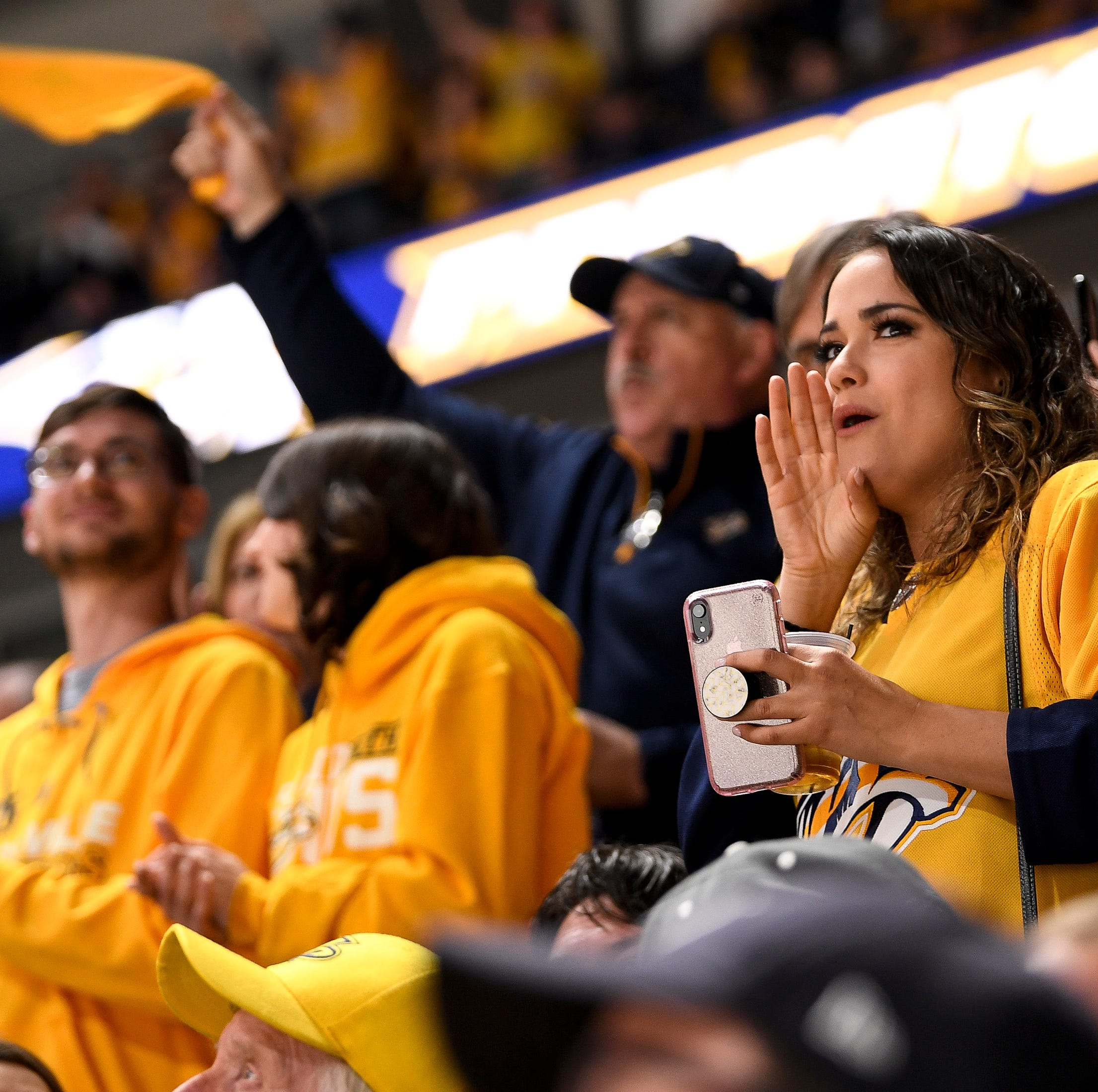 Predators watch parties in downtown Nashville: Schedule set for Dallas Stars series