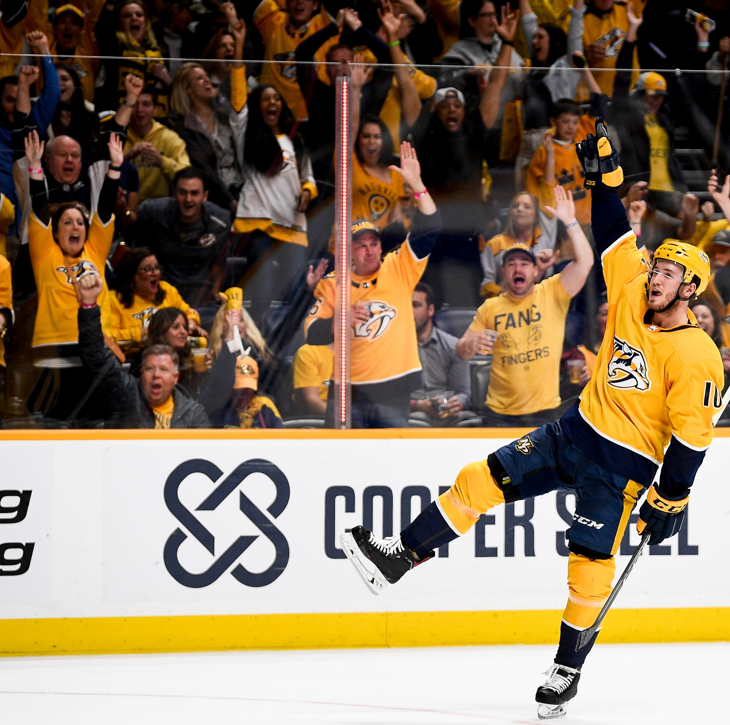 Predators have different feel entering playoffs -- embrace at your own risk