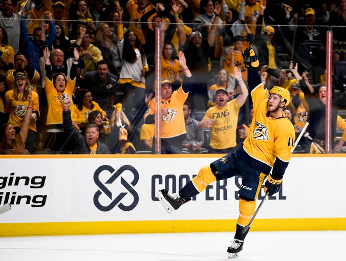 Nashville Predators tickets: Seats available for Game 1 vs
