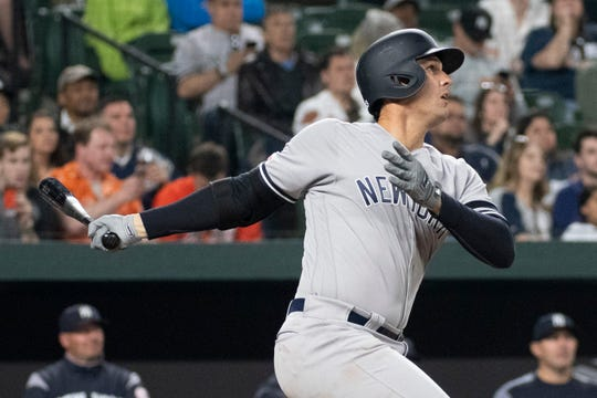 Greg Bird, 27, made the 2019 club out of camp but did not play after April 13 due to plantar fasciitis. He was released by the Yankees on Wednesday.