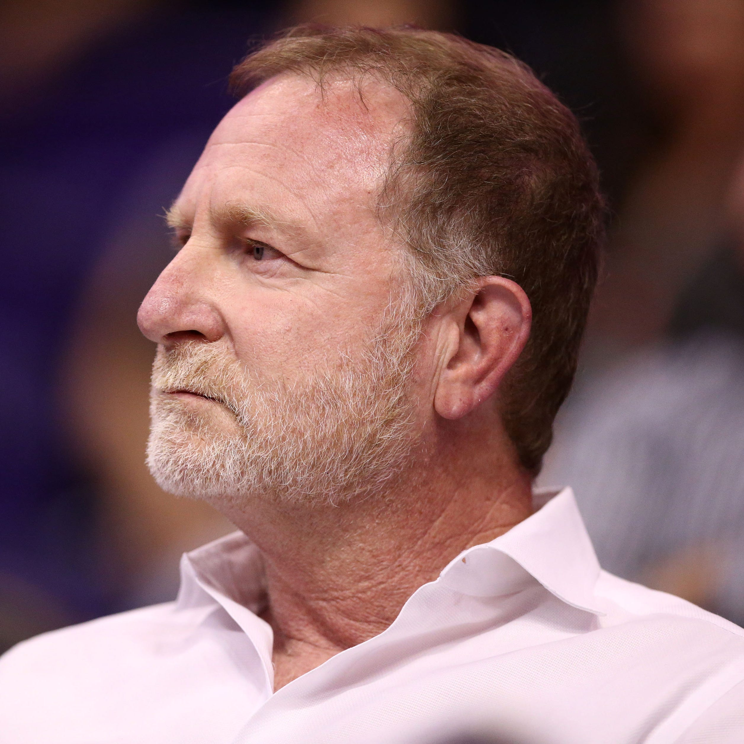 Suns owner Robert Sarver reportedly considering Jeff Bower to pair with James Jones should work