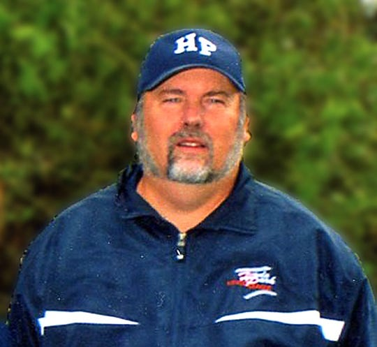 Former Hyde Park Little League coach Wayne Belcher in a 2011 photograph. He died in December.