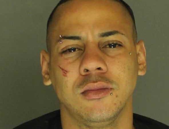 Victor Ramos-DeJesus, arrested for DUI.