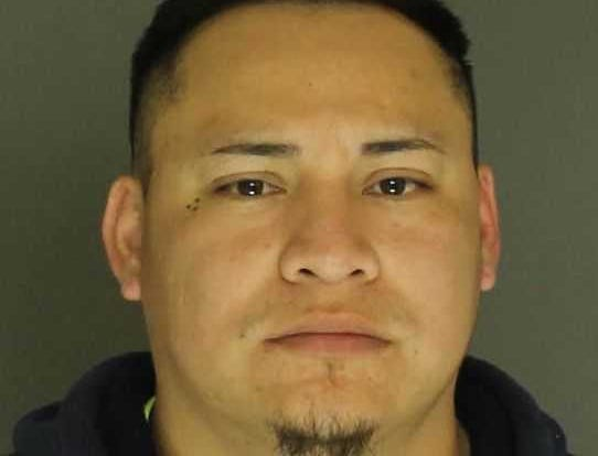 Jesus Martinez-Hernandez, arrested for tampering with public record/information and false identification to law enforcement.