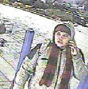 Who is this? Cops look for scarf- and hoodie-wearing Walmart theft suspect