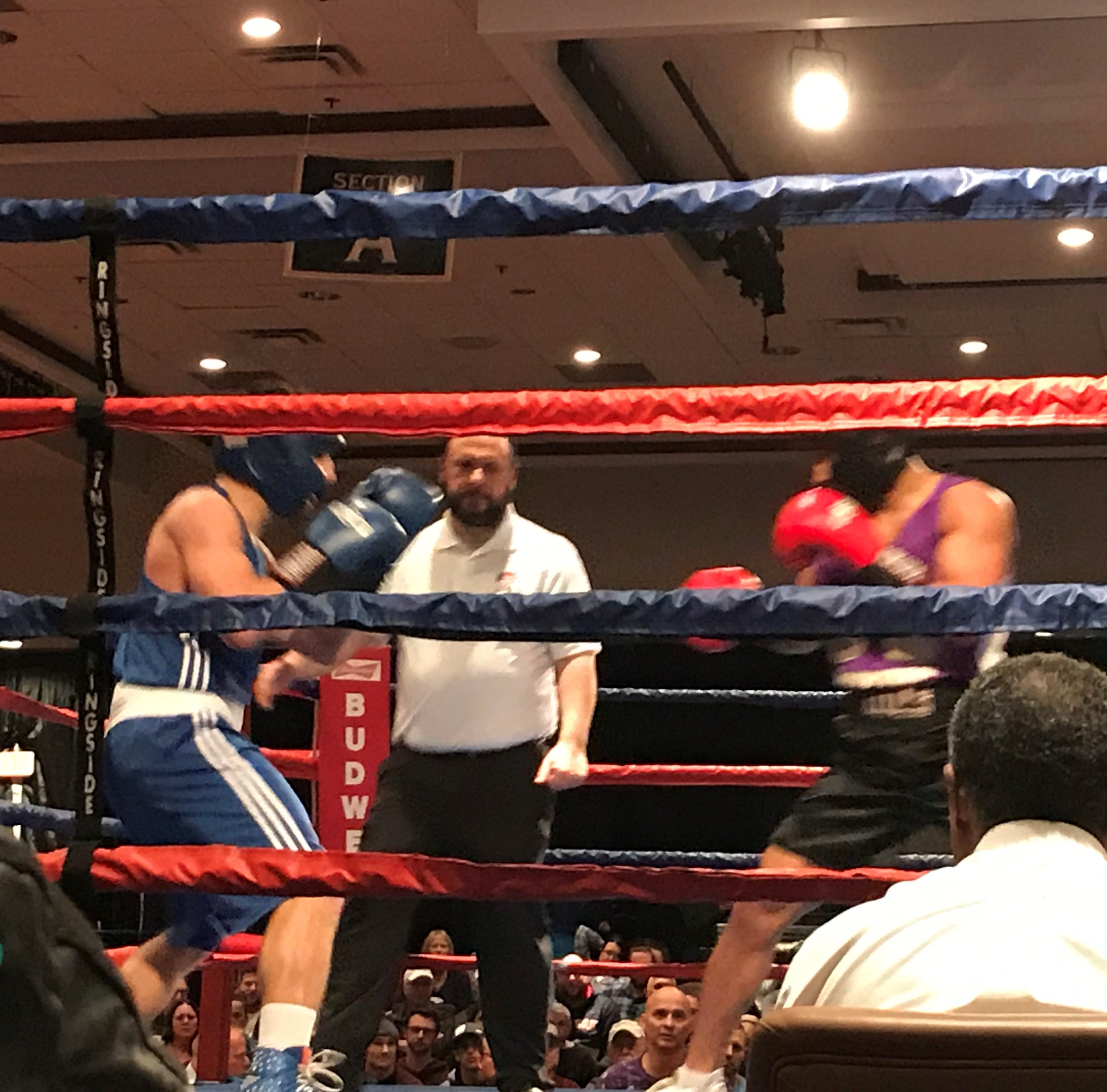 Nevada's Ault wins title at Collegiate National Boxing Championships