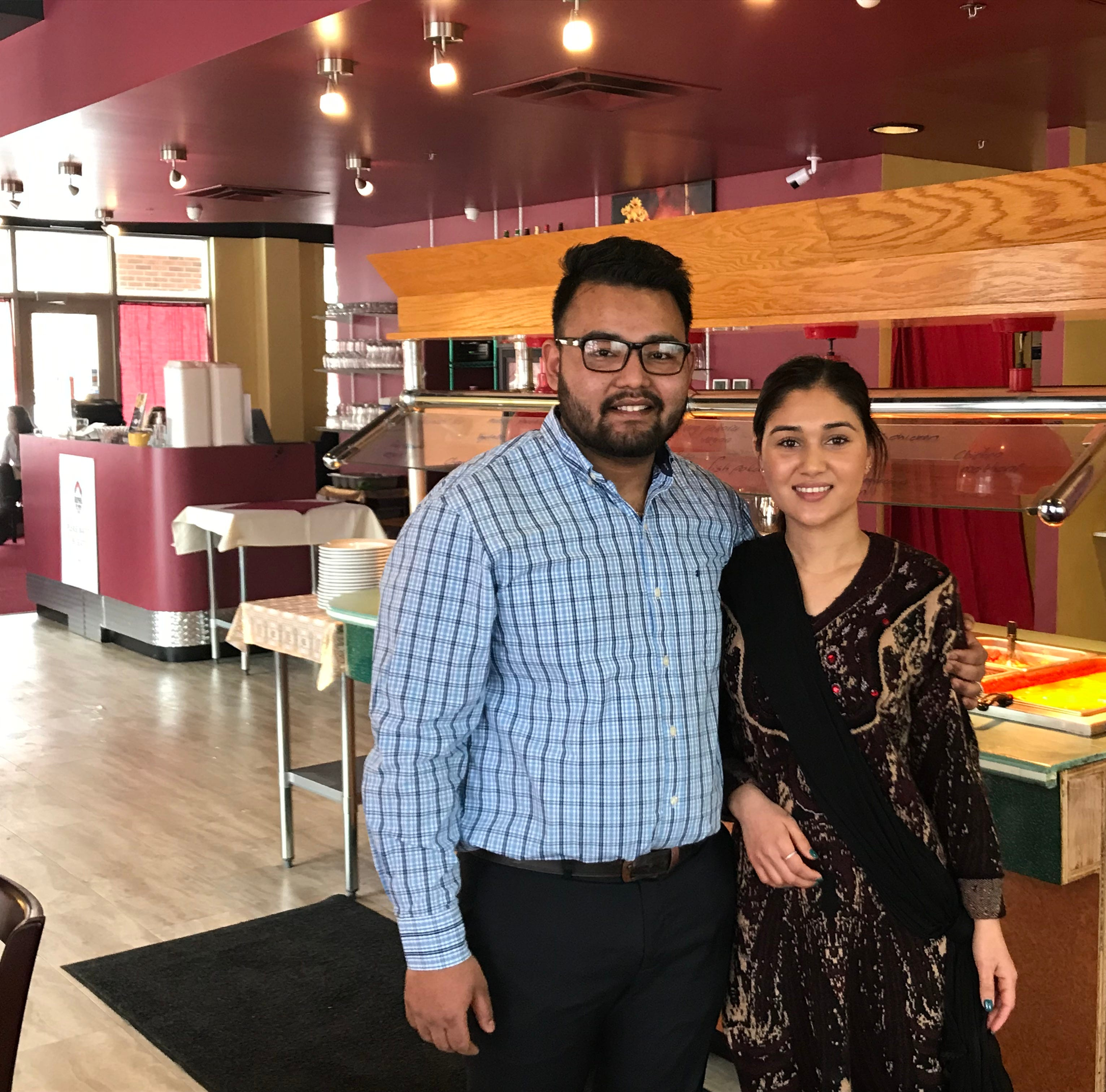 Young owners serve up flavors of India and Nepal in Henrietta