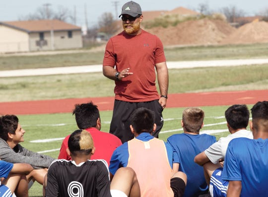 Lake View head boys soccer coach Kyle Jones helped the Chiefs reach the Class 4A regional quarterfinals in just his second season in 2019.