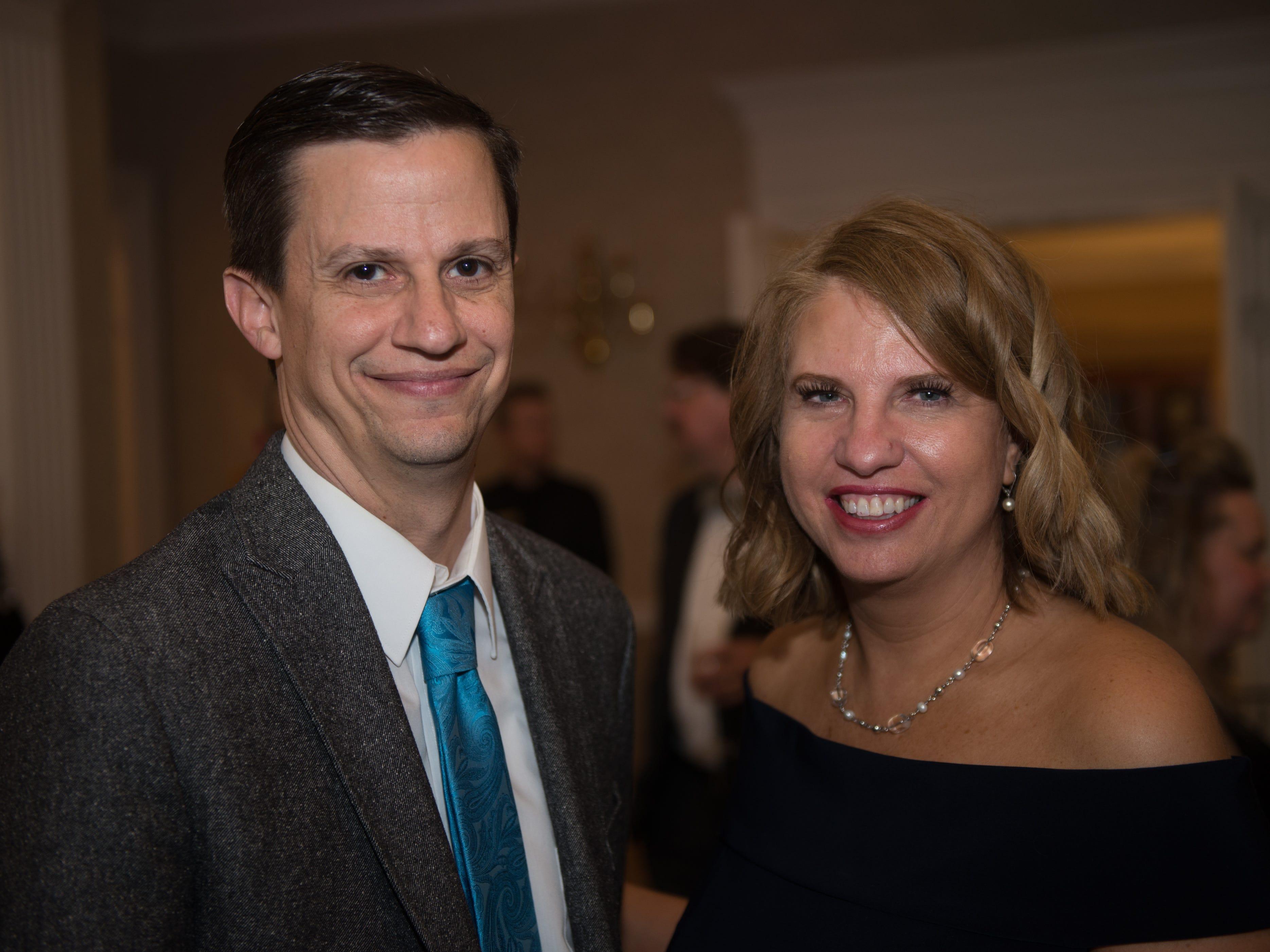 Thom and Sheila Lundberg