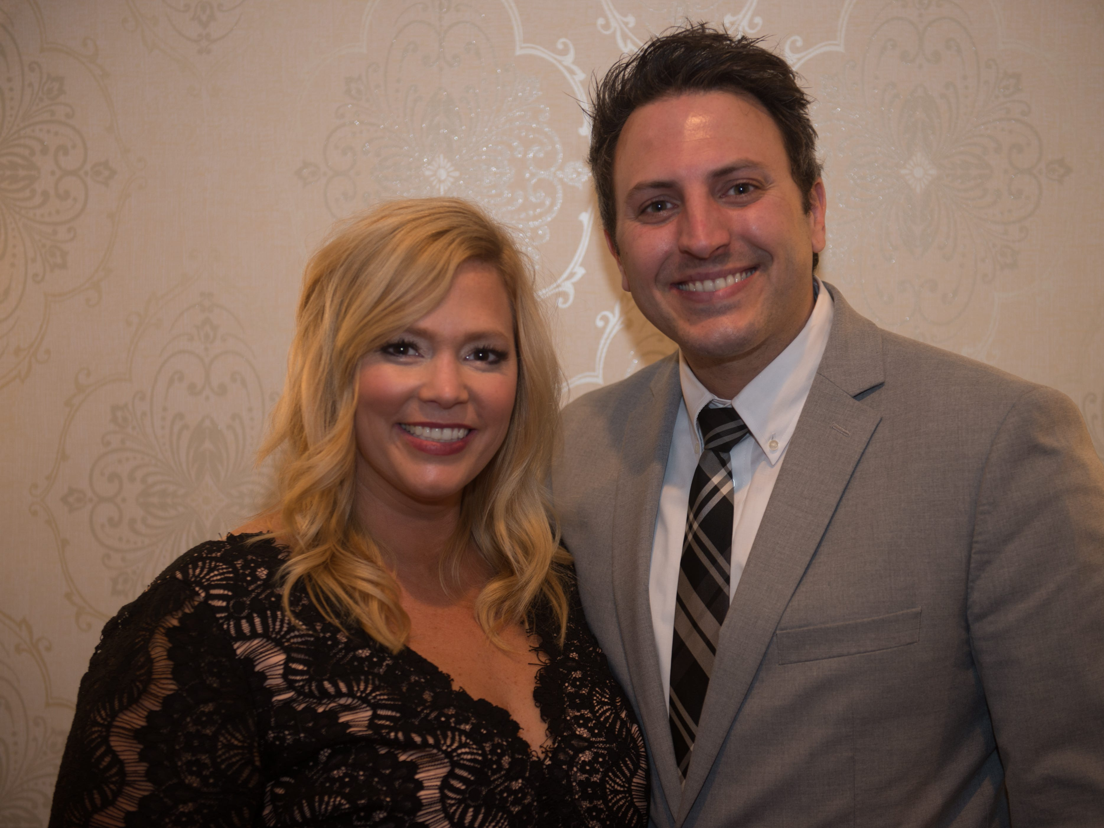 Melissa and Josh Bade