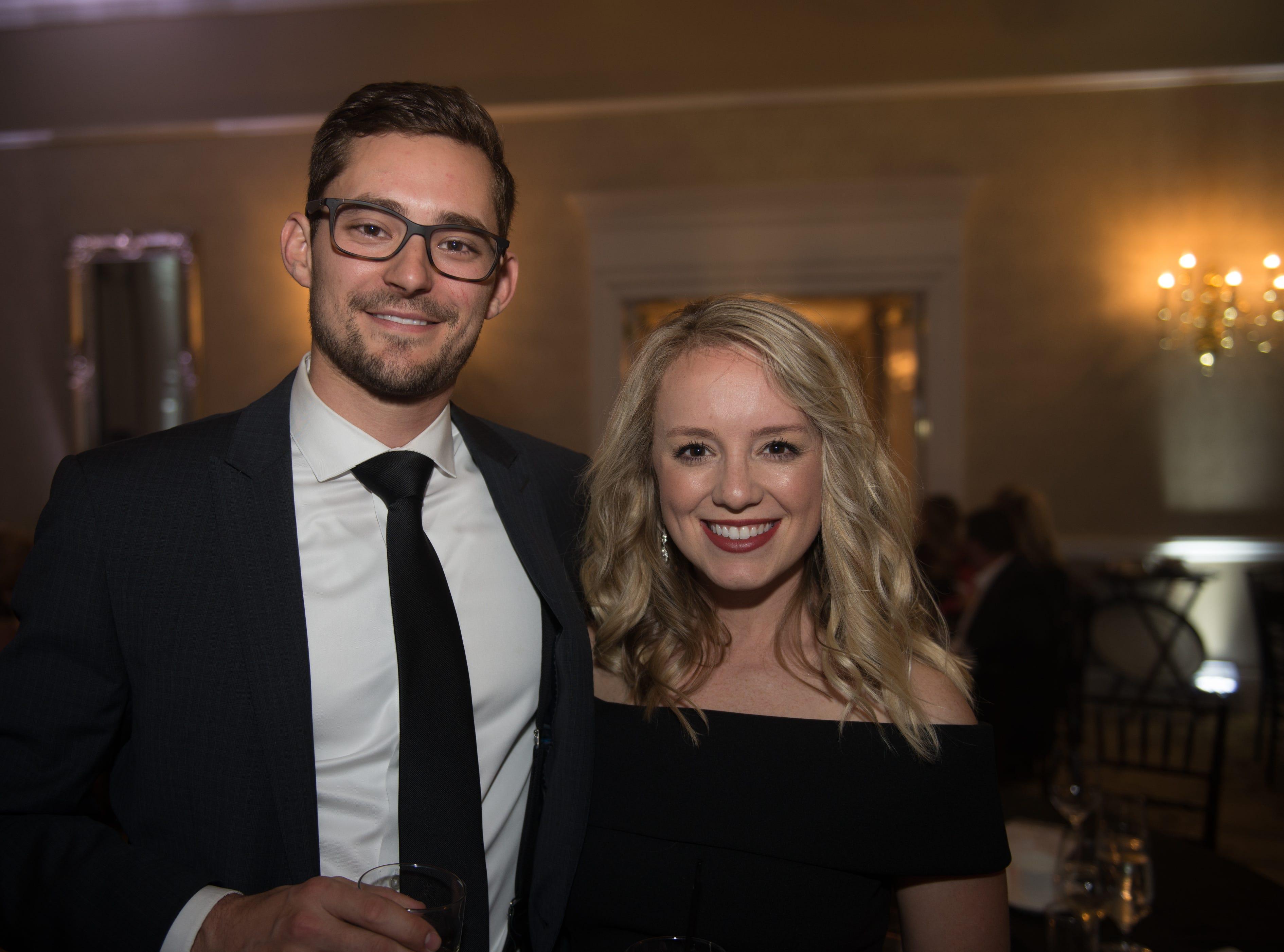 Katie and Ryan Fraizier