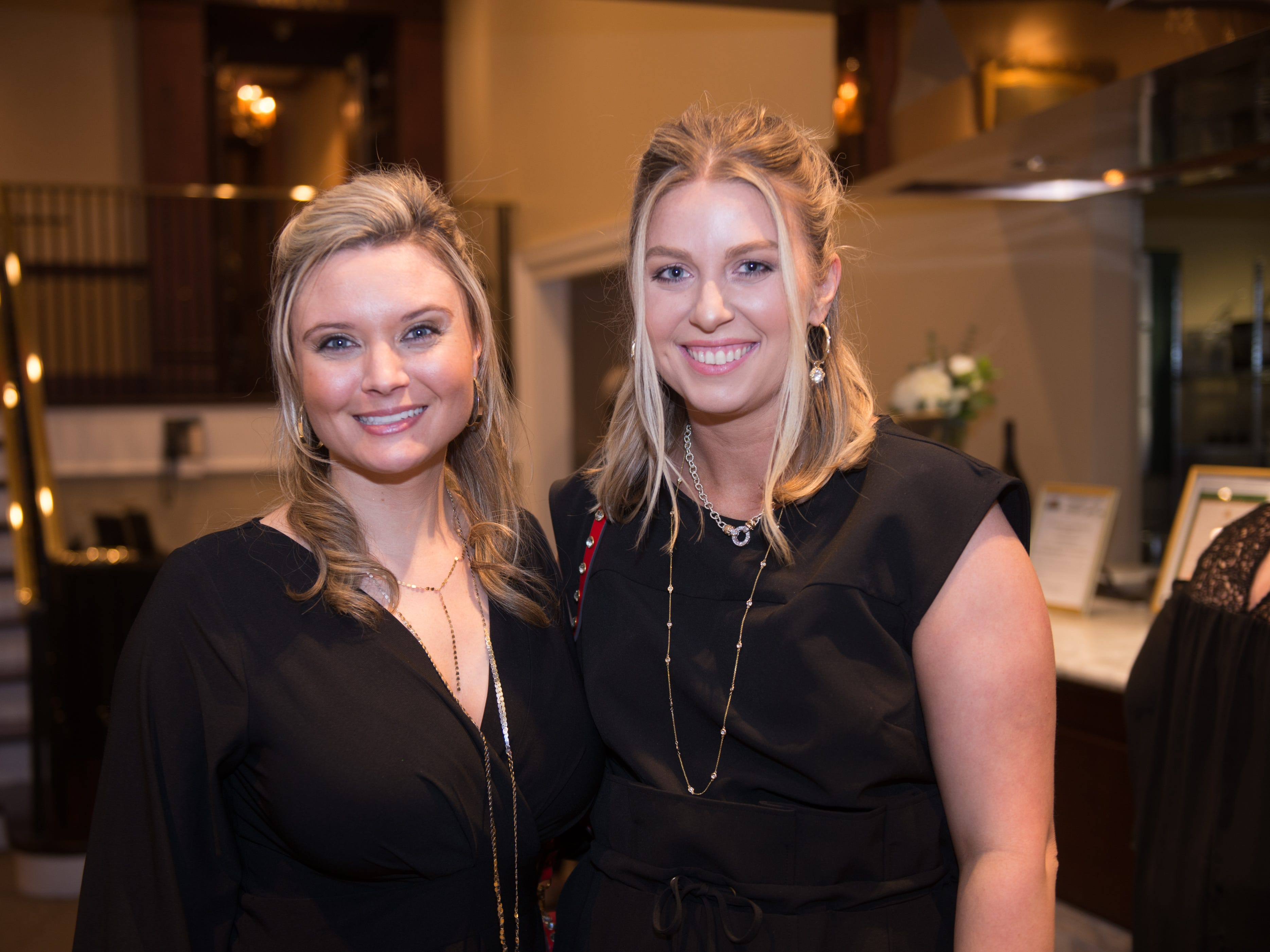 Morgan Brock, Jessica Olson