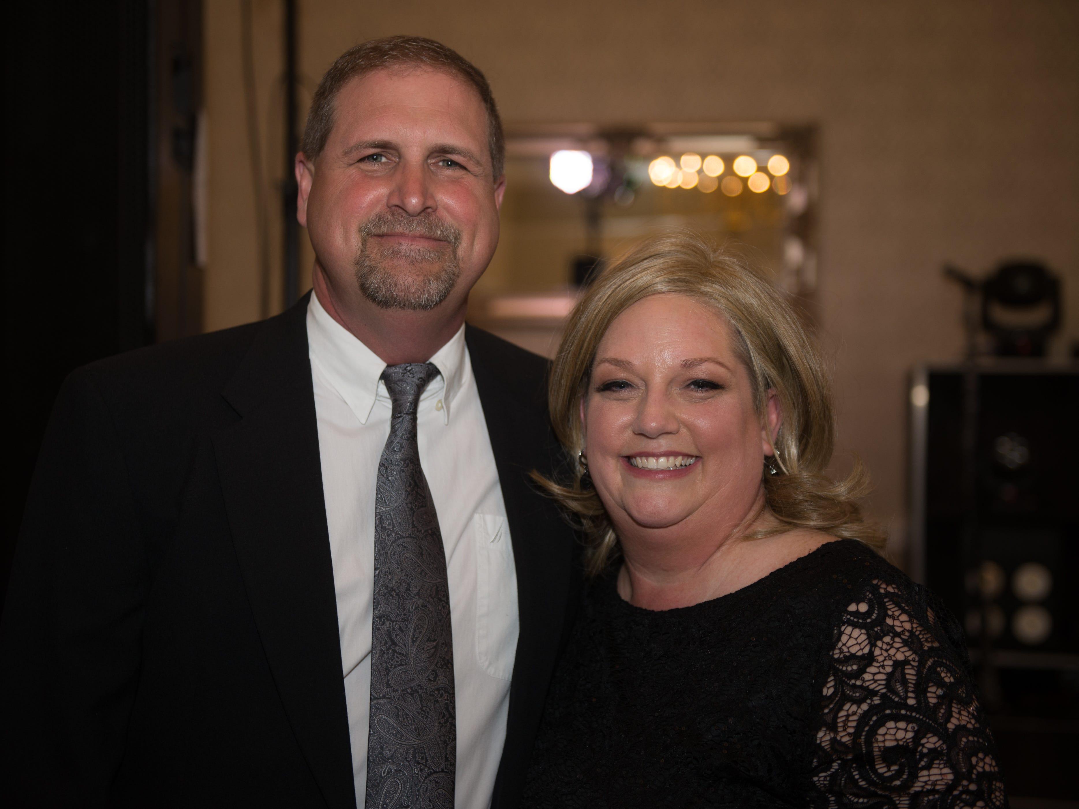 Tammy and Tony Dixon