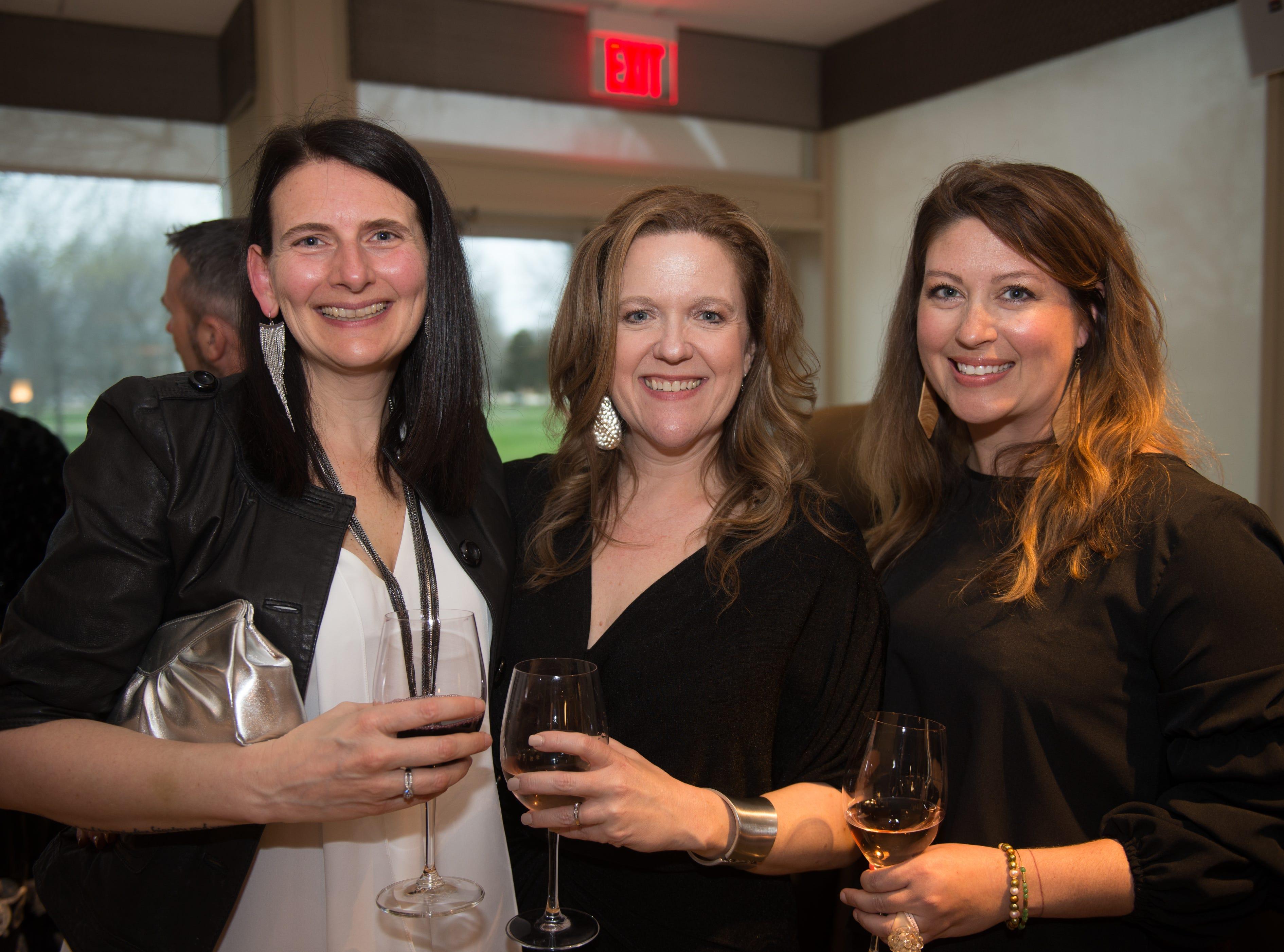 Angi Blevins, Ashley French, Mary Kromery