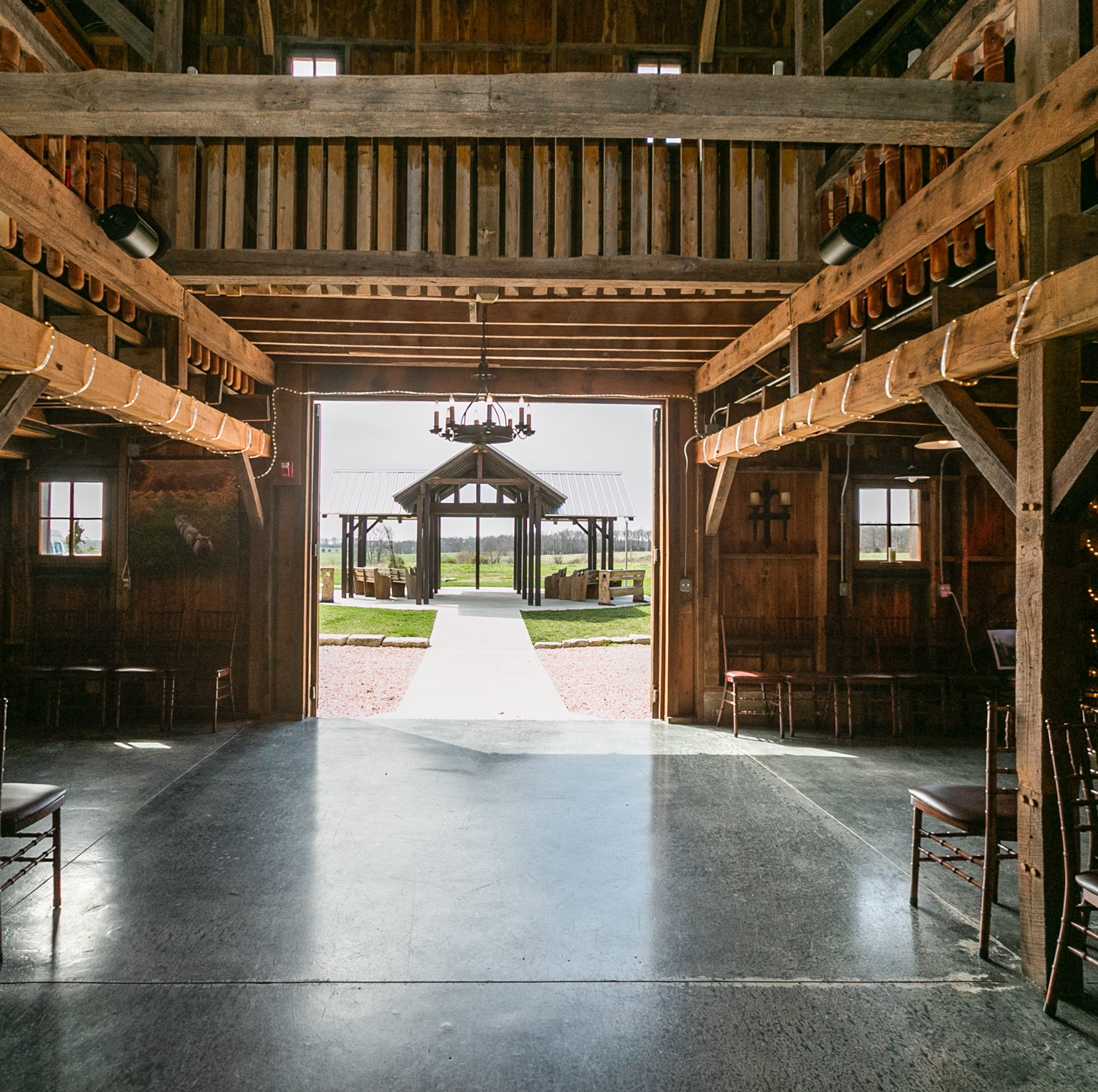 Storybook Barn nails the 'rustic elegance' vibe