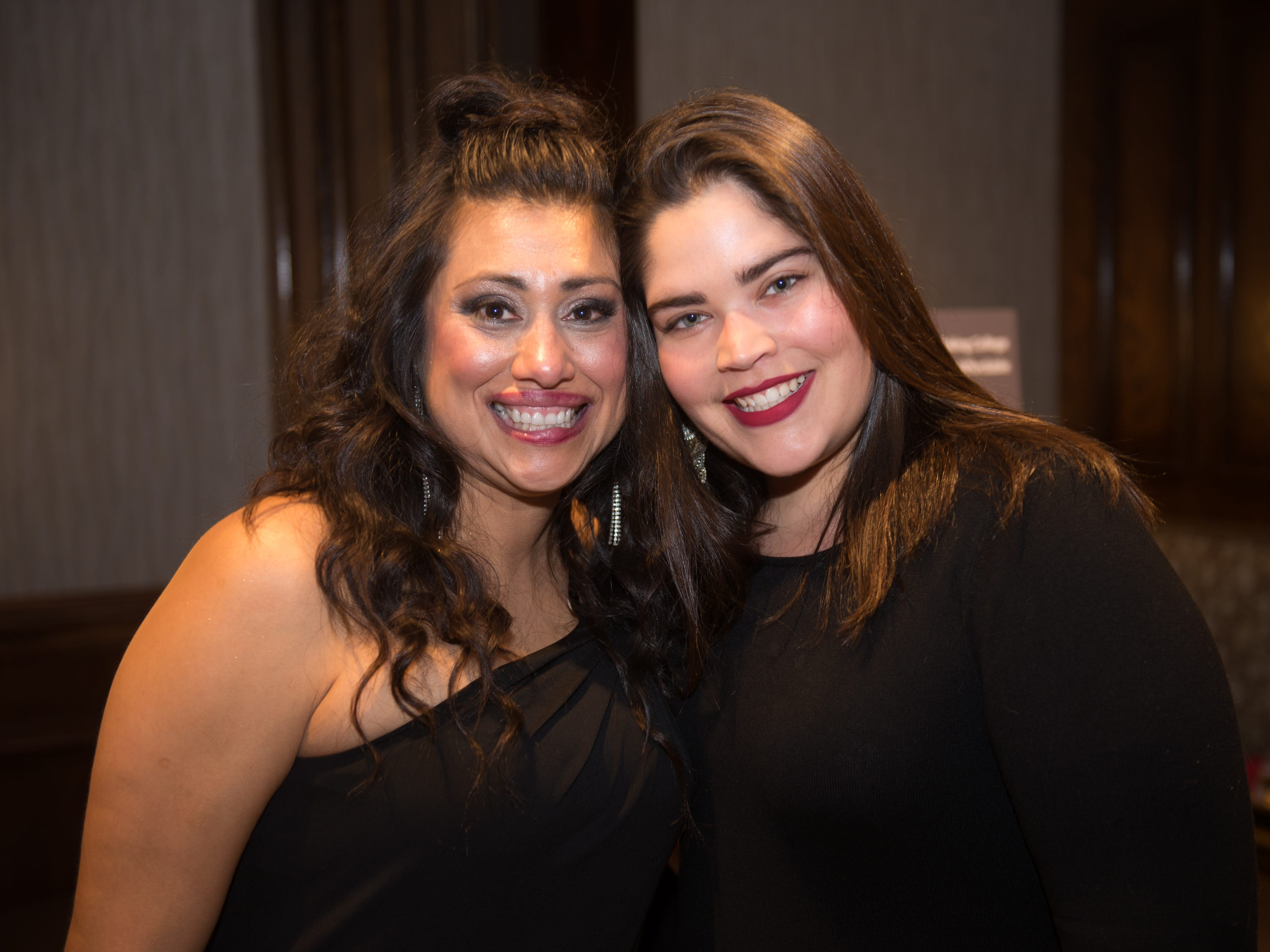Tiffany Holbrook, Maria Vasquez