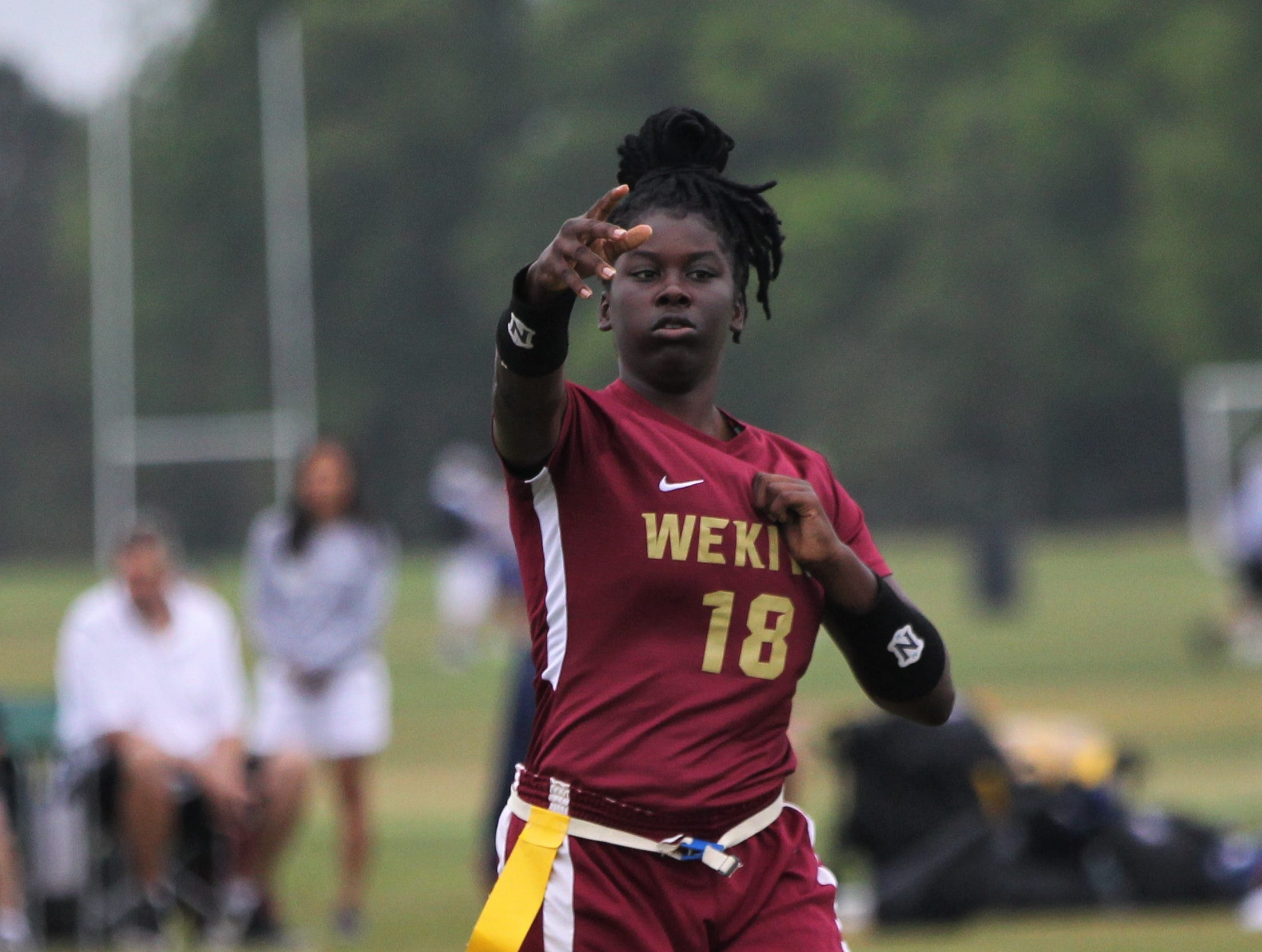 Wekiva plays in the 2019 Capital City Classic at the FSU Rec SportsPlex on April 6, 2019.