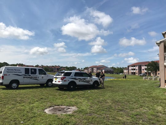 Port St. Lucie police officers went to the 5500 block of Northwest East Torino Parkway about 2 p.m. Sunday after they received a report of a drowning in a nearby lake.