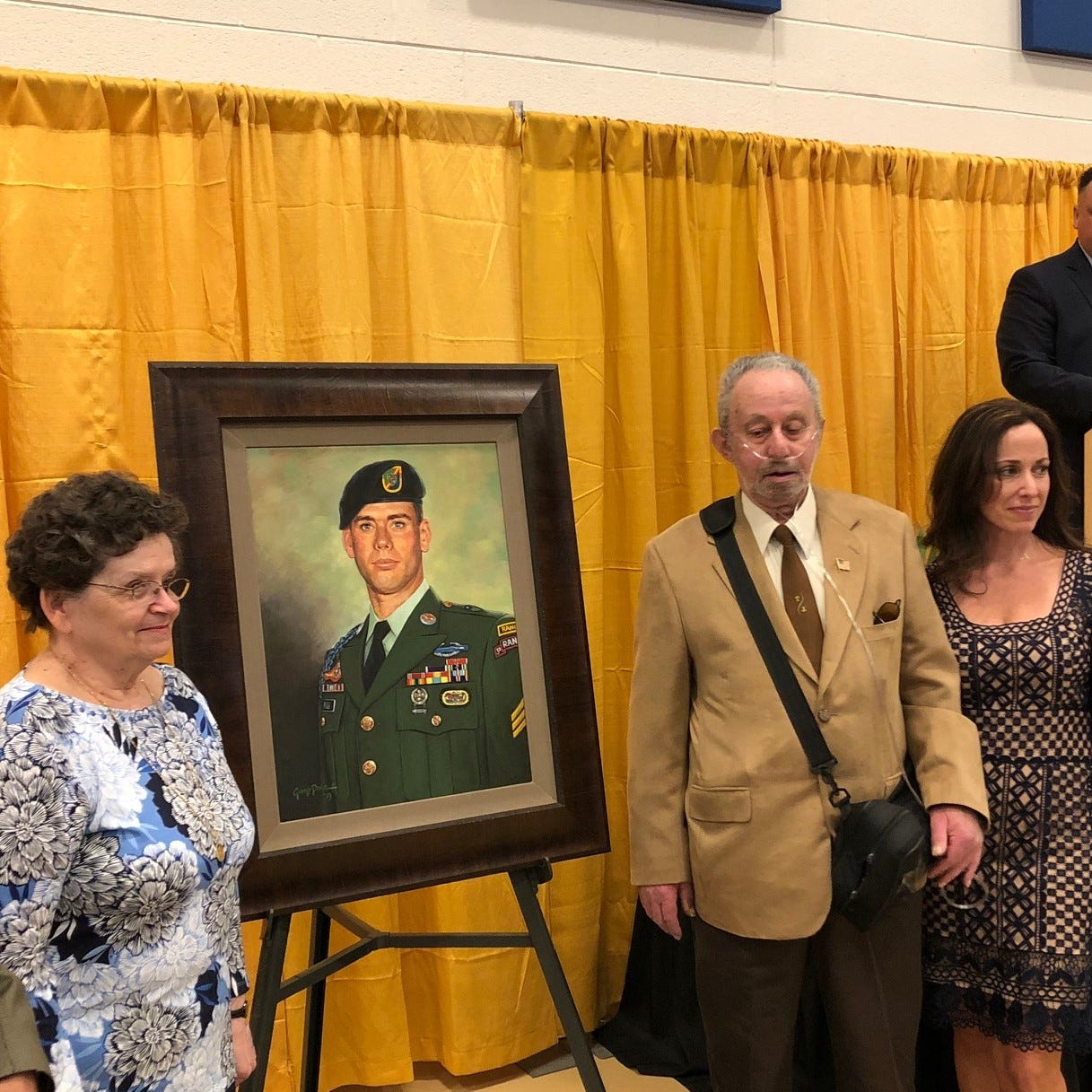 Vineland school dedicated to Army Ranger Sgt. Dominick Pilla