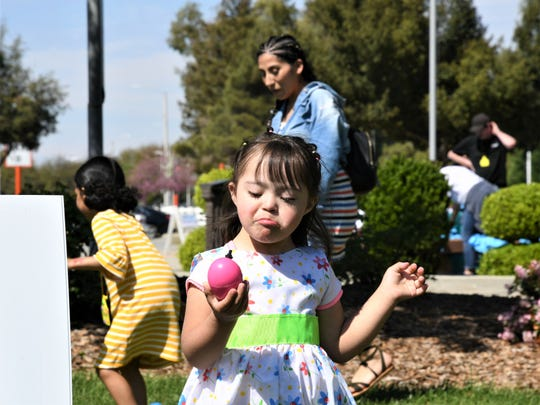 The Beeper Egg Hunt allows blind and developmentally-disabled children from across the Valley participate in an Easter tradition they say many families may take for granted.
