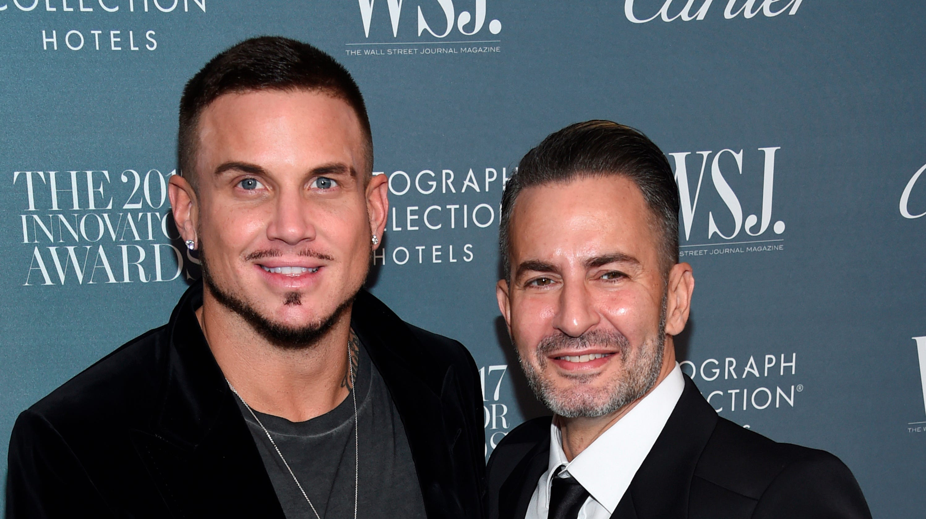 1c8bdf1304 Marc Jacobs marries Char Defrancesco in star-studded ceremony