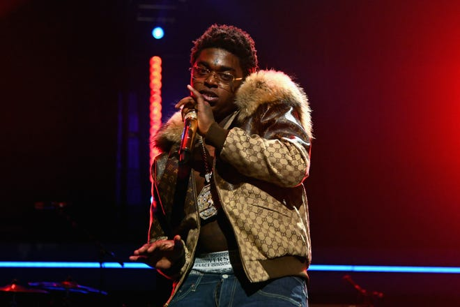 Kodak Black was arrested Saturday on a weapons crime in Miami, where he planned to perform at Rolling Loud.
