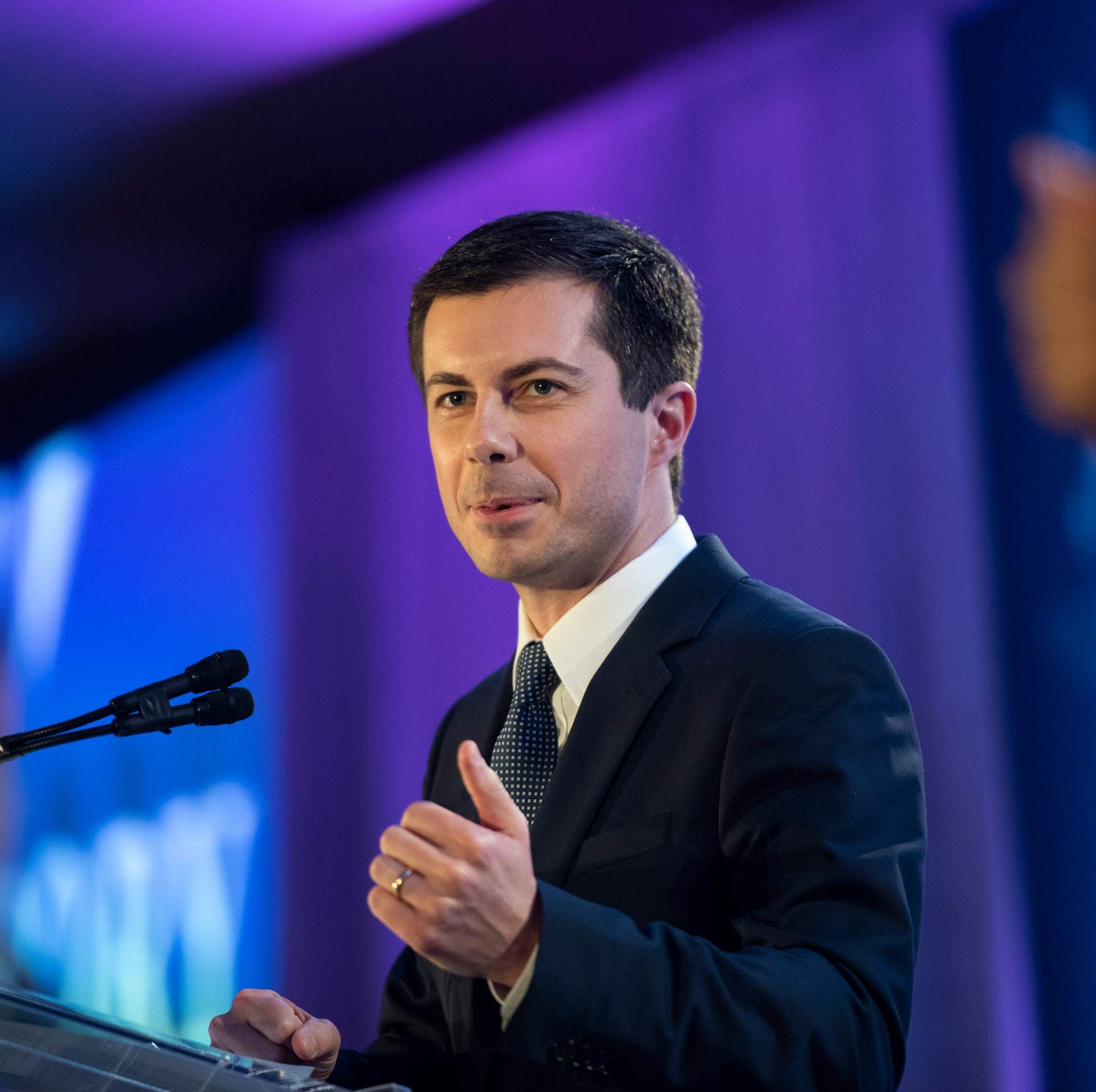 Buttigieg to Pence: If you have a problem with who I am, your quarrel is with my Creator