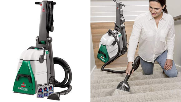 Kick of spring cleaning with a deep clean of your carpet.